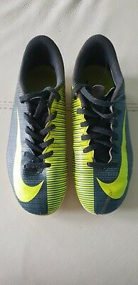 Uk 4 Eur Size 36 Boots Mercurial Football Nike 5 Cr7 Moulded Boys qOw0aOT 9655bef3ba8