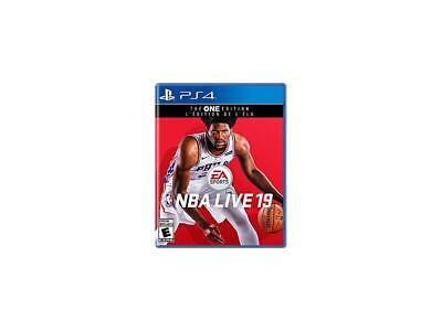 NBA LIVE 19 The One Edition - PlayStation 4