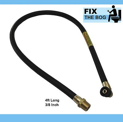 "Cooker hose 4ft x 3/8"" micropoint NG BS669-1"