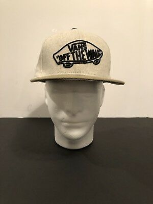 VANS OFF THE Wall Home Team New Era 59 Fifty Hat --blue size 7 3-4 ... 516513f147c