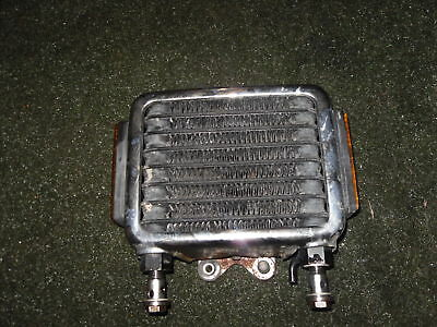 2000 SUZUKI INTRUDER 1400 VS1400 OIL COOLER AND SHIELD HOUSING