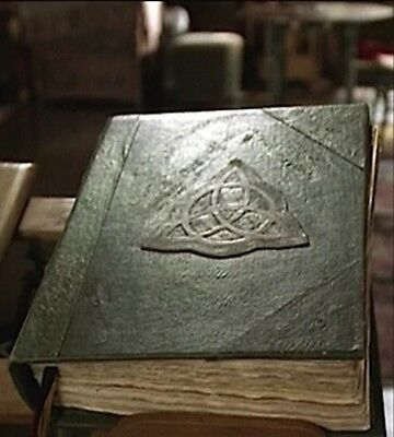 💥Charmed Book Of Shadows Replica - Brand New - Present- Birthday- Aged💥