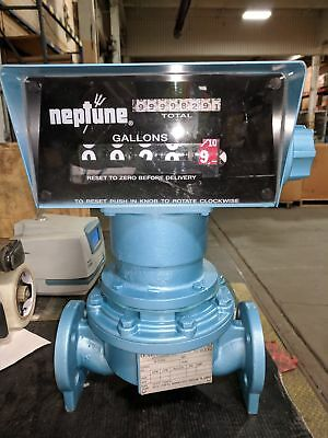 "Neptune Model 600 1"" Flow Meter 7-70 GPM - New in Box"