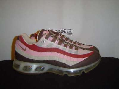 4ec111cd20 NIKE BACON AIR Max 95 360 Hybrid Size 9 - ALWAYS 100% AUTHENTIC ...