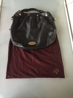 Mulberry Mitzy Hobo Handbag With Dust Bag - Large 7ce532b88756d