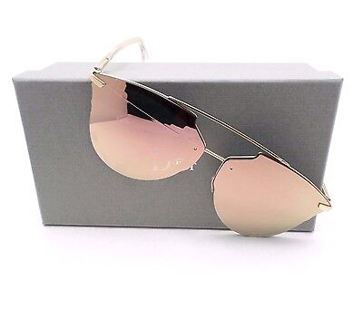 23cc431717c9 Christian Dior Reflected Pixel Pink Gold S5ZRG Sunglasses Authentic S5Z RG