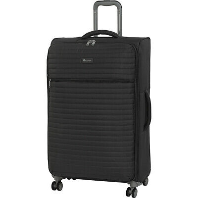 "it luggage Quilte 31.3"" Lightweight Expandable Checked Softside Checked NEW"