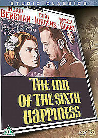 Inn Of The 6Th Sixth Happiness Dvd New