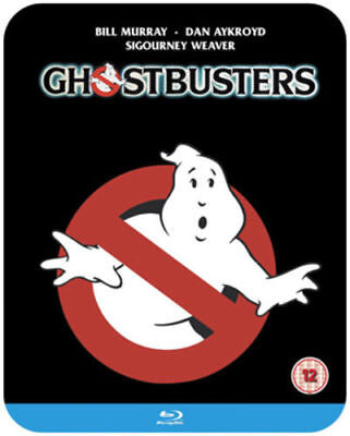 Ghostbusters  Steelbook   (Blu-Ray )   **Brand New **