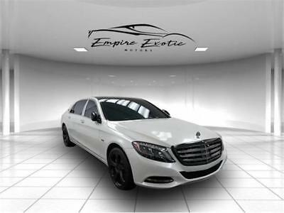 2016 S-Class S 600 Maybach 44K, Former CPO, Pearl Wrap 2016 Mercedes-Benz S-Class S 600 Maybach 44K, Former CPO, Pearl Wrap, VIDEO