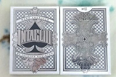 1 DECK Blue Blood REDUX playing cards-S1031597003-戊B3