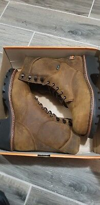 "622aef421b1 MEN'S TIMBERLAND 9"" Rip Saw Composite Toe Logger Thinsulate New In ..."