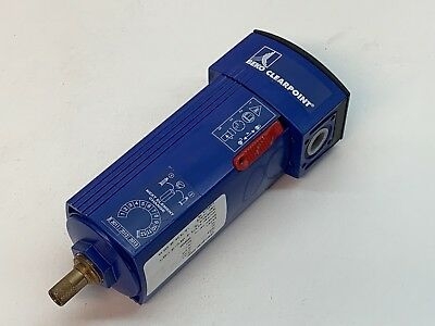 """Beko CLEARPOINT 3E S040GDF Type G Compressed Air Coalescing Filter 3/8"""" NPT S040"""