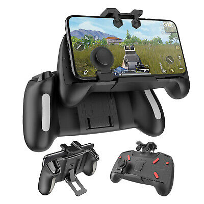 3 in 1 Phone Gaming Trigger Handle Controller Gamepad Fire Button for PUBG Game