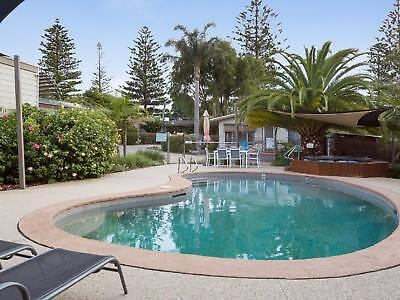 EASTCOAST VACATIONS TIMESHARE OWNERSHIP COWES/MANLY/CALOUNDRA - 1 Floating Week