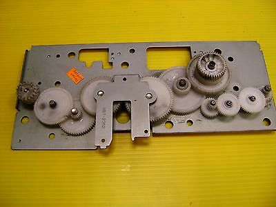Canon Laser Class LC 9000L Fax Machine Gear Assembly With Support Plate