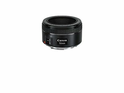 Canon EF 50mm f/1.8 STM Lens From Japan F/S
