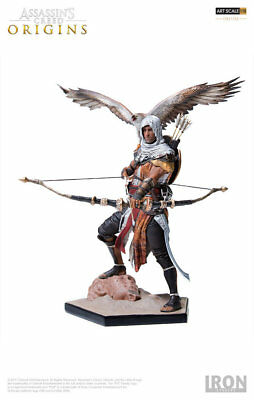 Assassins Creed Origins Deluxe Art Scale 1/10 Bayek 23 Cm Iron Studios
