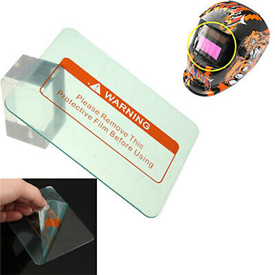 Clear Lens Cover Splash Guard Screen Protector for Welding helmet & lenses