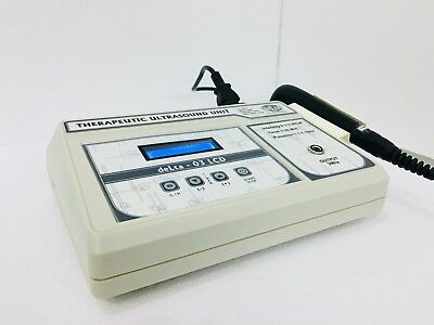 Ultrasound Therapy 3Mhz for Pain relief with Portable Compact Body Easy Carry