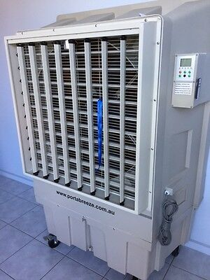Portable Air Conditioner, Mobile Factory Cooling, Swamp Cooler