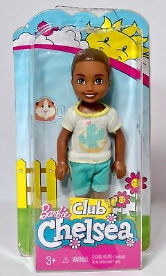 Barbie Club Chelsea Cactus Top Boy Doll Brand New In Box Fhk94