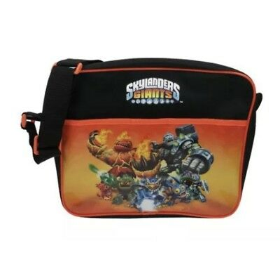 NEW OFFICIAL SKYLANDERS Giants Shoulder Messenger Bag Back to School ... 6049231e4cea1