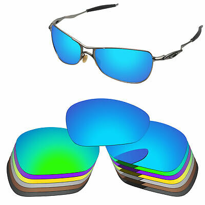 5f7431d2a4b PapaViva Polarized Replacement Lenses For-Oakley Crosshair 1.0 Multi-Options