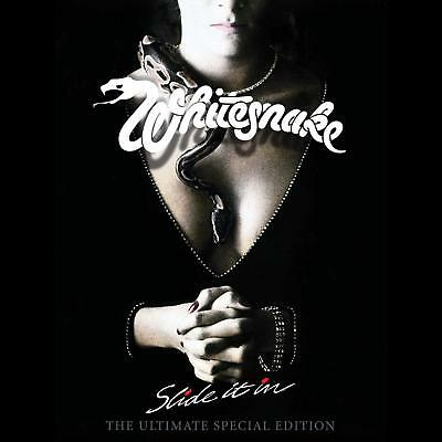 Whitesnake - Slide It In - 35th Anniversary Ultimate Edition (BOX) Presale 08/03