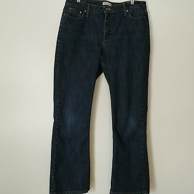 286aaaa0 WOMENS JEANS RIDERS by Lee Size 14M Pre-owned excellent used ...