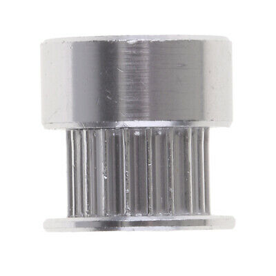 2GT 20T 5mm Bore Aluminum Timing Belt Pulley for 3D Printer
