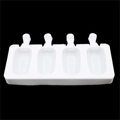Silicone Cake  Mold Lolli Sticks Maker Chocolate Mould Tray Baking Tool DD
