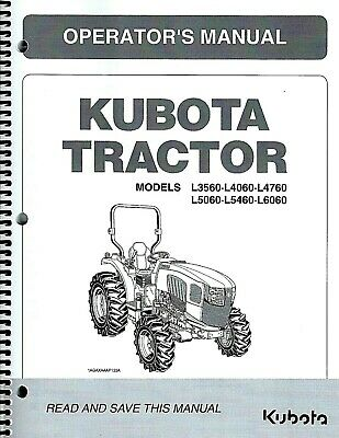 KUBOTA TRACTOR L5460 with loader and cab - $35,995.00 | PicClick on