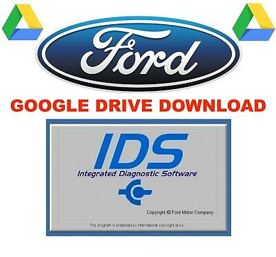 Ford IDS 110.01 fully activated with offline and online programming + C81 Vmware