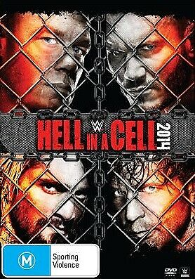 WWE Hell in a Cell 2014 DVD