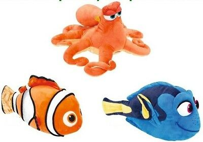 """10"""" Nemo Finding Dory Plush 30cm Soft Toy Plush Lovely Cuddly Official Licenced"""