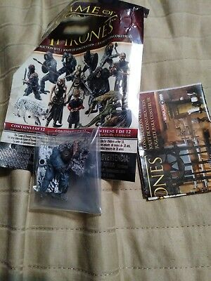 Mcfarlane Game Of Thrones Series Wight Collectible Figure Blind Bag White Walker