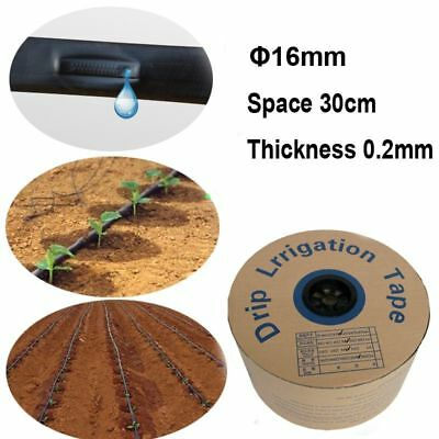 Watering Drip Irrigation Tape Hose Watering Systems Thick Water Saving Solutions