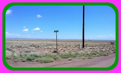 NORTHERN ARIZONA~NICE 5.28 AC (4 adjacent lots!) EASY ACCESS~$150 A MONTH