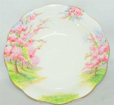 """Royal Albert Blossom Time 9"""" Round Vegetable Dish ( 3 Available )"""