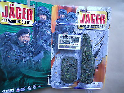 "1//6 ACTION FIGURE FIGURINE 12 /"" ACCESSORY  MODERN GERMAN MIB"