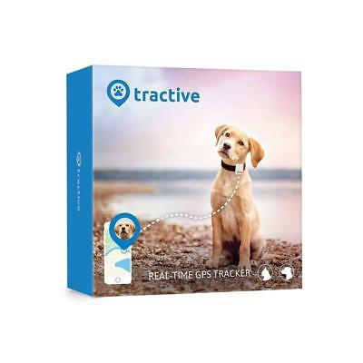 Tractive Dog GPS Tracker - The ideal Tracker/Pet for dog tracking, the...