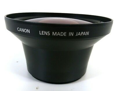 Canon Wide Converter Lens WC-DC58N 0.7x