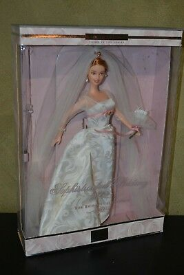 Brand New Barbie Doll Sophisticated Wedding 2002 Barbie Doll Collectors Doll