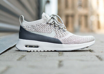 finest selection 90c24 c8c73 NIKE AIR MAX THEA ULTRA FLYKNIT 881175-004 chaussures femmes sport loisir  beige