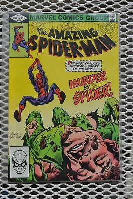 AMAZING SPIDER-MAN #228 1982 Marvel VF+