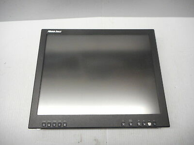"""Mirror Image 15"""" LCD Teleprompter Monitor Model SF-160 With Power Supply"""