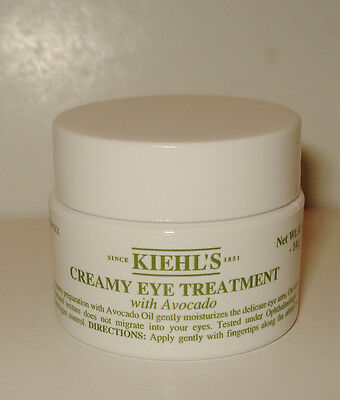 Kiehl's Creamy Eye Treatment CREAM with Avocado 0.5 oz/14 g  Expiration 01/2022