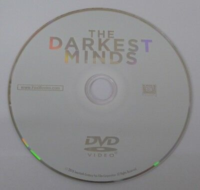 The Darkest Minds - Region.1 - Disc Only