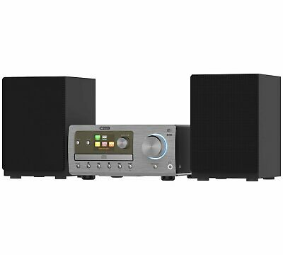 Acoustic Solutions Bluetooth DAB Hi-Fi System with Wi-Fi (A-)